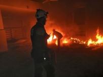 ASKERİ OPERASYON - Esad Rejiminden El Bab'a Hava Saldırısı Açıklaması 6 Yaralı