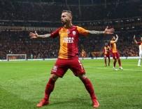 YOUNES BELHANDA - Galatasaray Kayseri'yi 3 farkla geçti