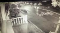 DİREKSİYON - İki Kişinin Öldüğü Kaza Anı Güvenlik Kamerasında