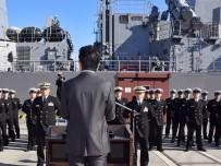 SAVAŞ GEMİSİ - Japon Askeri Orta Doğu'ya Gidiyor
