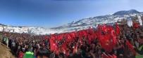 ÜCRETSİZ ULAŞIM - Kar Festivali Coşkusu Devam Ediyor