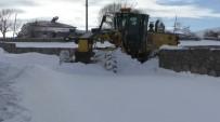 SUBAŞı - Kars'ta Kapalı Köy Yolları Ulaşıma Açılıyor