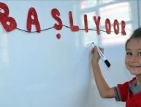 Ziya Selçuk - Okullarda ikinci yarıyıl başlıyor