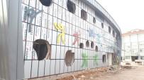 ANADOLU LİSESİ - Orhangazi Spor Salonu'nun Figürleri Belirdi