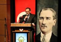 AHMET DEMIRCAN - Samsun Büyükşehir Belediye Başkanı Demir Açıklaması 'Türkiye Ayağa Kalktı, Tekrar Oturma Lüksü Yok'