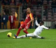AHMET ÇALıK - Süper Lig Açıklaması Galatasaray Açıklaması 2 - Kayserispor Açıklaması 0 (İlk Yarı)