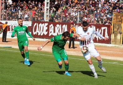 TFF 1. Lig Açıklaması Hatayspor Açıklaması 1 - Giresunspor Açıklaması 1