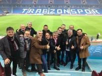 AHMET AĞAOĞLU - Trabzonspor Yönetimi, Fenerbahçe Galibiyetlerinden Mutlu