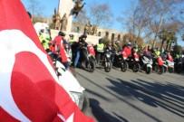 Türk Bayrağını Yırtan Yunan Vekil Protesto Edildi