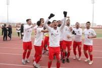 ULALAR - Ulalaspor'dan Gol Bombardumanı Açıklaması 10 -1