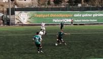 YEŞILTEPE - Yeşilyurt Belediyespor Beraberliği Son Dakikada Kalecisiyle Kurtardı