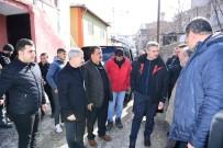 ÖZNUR ÇALIK - Yeşilyurt'da, Afet Etkinlik Alanına Dahil Edildi