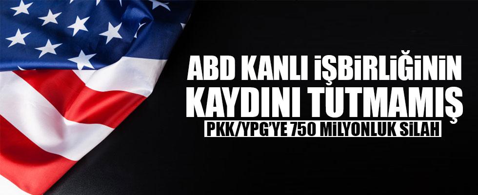 ABD, YPG/PKK ortaklığının kaydını tutmamış