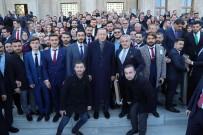 AK Parti İl Gençlik Kolları, Cumhurbaşkanı Erdoğan İle Bir Araya Geldi