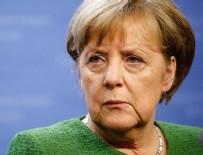 ALMANYA DIŞİŞLERİ BAKANI - Almanya'daki ırkçı saldırı ile ilgili Merkel'den ilk açıklama