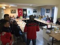BAHÇELİEVLER - Bahçelievler'de Deprem Eğitimi Verildi