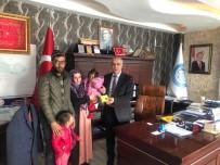 İŞİTME ENGELLİ - Başkan Ensari'den Minik Kıza İşitme Cihazı