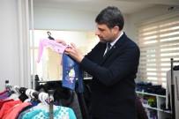 SOSYAL YARDIM - Başkan Kocaman Gönül Bağı Mağazası'nda