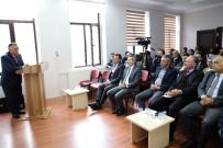 AYRIMCILIK - Belediye Başkanları ARÜ Tarama Toplantısında Buluştu