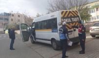 EMNIYET KEMERI - Büyükşehir'den Toplu Ulaşım Araçlarına Sıkı Denetim