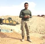SÖZLEŞMELİ ER - Gaziantep'e Şehit Ateşi Düştü