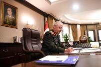 TELEFON GÖRÜŞMESİ - Genelkurmay Başkanı Güler, İngiltere Genelkurmay Başkanı Patrick Carter İle Görüştü
