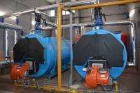 ENERJİ TASARRUFU - Hastanenin Enerji İsrafına Yol Açan 30 Yıllık Isıtma Sistemi Yenilendi