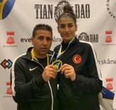 TOKYO - Hatice Kübra'dan Bir Şampiyonluk Daha