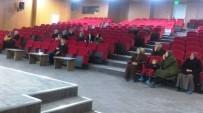 İMAM HATİP ORTAOKULU - Hisarcık'ta Velilere 'Ergenlik Dönemi Ve Mahremiyet' Konulu Seminer