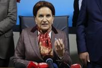MERAL AKŞENER - İyi Parti Genel Başkanı Meral Akşener Açıklaması