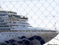 TOKYO - Karantinaya alınan gemide 2 kişi öldü