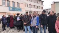 TÜRKER ÖKSÜZ - Kars'ta Yıkılma Kararı Çıkarılan Okullardaki Öğrencilerin Aileleri Kararsız