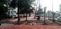 GEBZE BELEDİYESİ - Mimar Sinan Parkı Yenileniyor