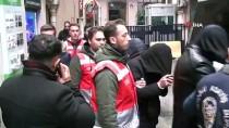 GÜVENLİK GÜÇLERİ - Reklam Panosundaki Figürle İlgili Gözaltına Alına 6 Kişi Adliyeye Sevk Edildi