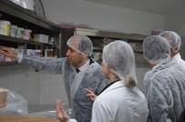 SÜT ÜRÜNLERİ - Tekirdağ'da Ürün Bazlı Gıda Denetimi Seferberliği