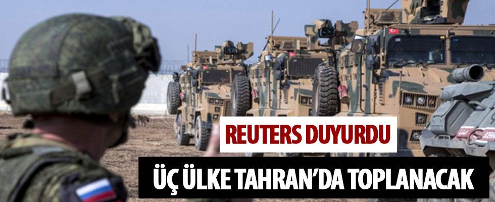 Üç garantör ülke İdlib için Tahran'da toplanacak
