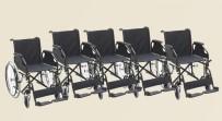 SOSYAL HİZMET - Van Büyükşehir Belediyesinden 5 Engelli Vatandaşa Tekerlekli Sandalye