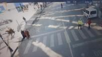 GÖLBAŞI - Yayalara Öncelik Vermeyenlere Droneli Uygulama