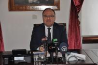 MUSTAFA TUTULMAZ - Afyonkarahisar'da Otobüs Kazalarının Önlemesi İçin Toplantı Yapıldı