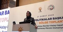 SOSYAL YARDIM - AK Parti Genel Başkan Yardımcısı Kaya Açıklaması 'Gezi Parkı Olaylarının Askeri Darbe Ve Muhtıralardan Farkı Yok'