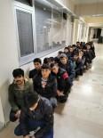 SINIR DIŞI - Ankara'da 31 Düzensiz Göçmen Yakalandı