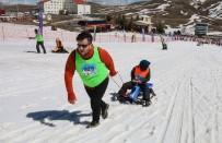 KAYAK MERKEZİ - 'Artık Çekilmez Oldun' Maratonu 6. Kez Erciyes'te