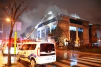 BAHÇELİEVLER - Bahçelievler'de Tekstil Atölyesinde Çıkan Yangın Söndürüldü