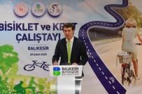 ENERJİ VERİMLİLİĞİ - Balıkesir'de Bisiklet Ve Kent Çalıştayı