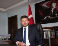 HÜKÜMET KONAĞI - Başkan Demirci Açıklaması 'Yeni Hükümet Konağı Pazarlar'a Hayırlı Olsun'