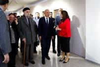 MIMAR SINAN ÜNIVERSITESI - Başkan Yıldırım, Tezhip Sergisinin Açılışını Yaptı