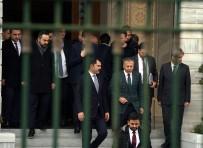 FENERBAHÇE BAŞKANI - Başkanlar, İstanbul Valiliği'nde Bir Araya Geldi
