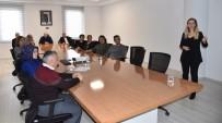 EGZERSİZ - Belediye Personeline Sigarayı Bırakma Semineri Düzenlendi