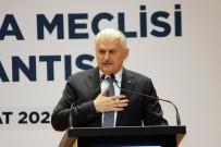 BİNALİ YILDIRIM - Binali Yıldırım Açıklaması 'Darbe Söylentilerini Çıkaranlar 15 Temmuz'u Düşünsün'