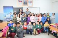 EMNIYET KEMERI - Çocuklara Trafik Eğitimi Verildi